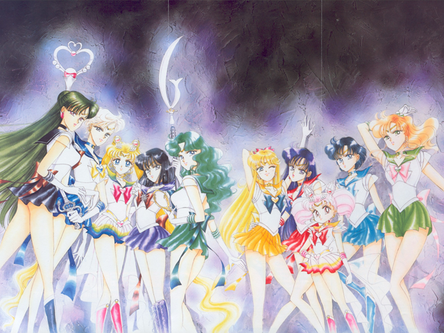 manga sailor moon5